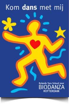 Biodanzaschool Rotterdam - Mijn hart klopt voor jou